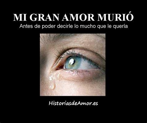 Historias de amor tristes para llorar   Imagui
