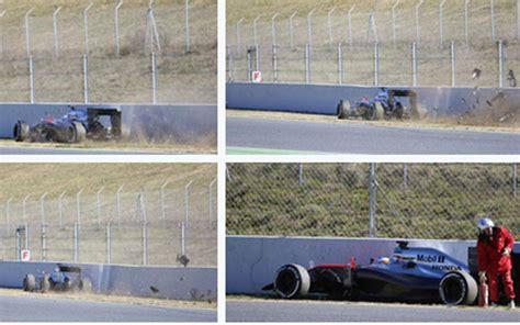 Historias de la temporada 2015 de Fórmula ; Accidente ...