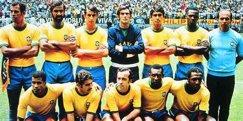 Historias del fútbol: Pelé en la delantera de los cinco ...