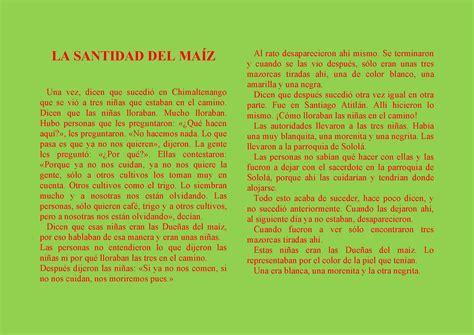 Historias del pueblo maya Kaqchikel I | Kojnojin, Kojak ...