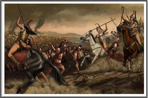 Historias y leyendas: La Guerra de Troya