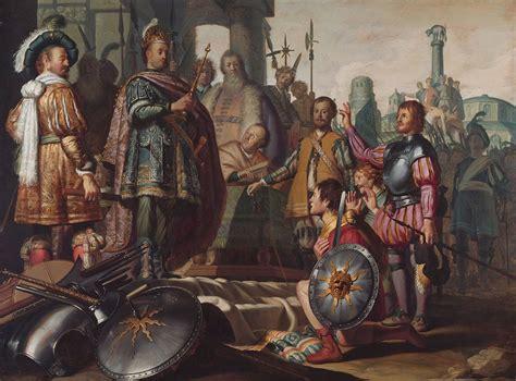 Historieschilderij  Rembrandt    Wikipedia