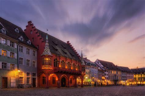 Historisches Kaufhaus, Münsterplatz, Freiburg, Germany