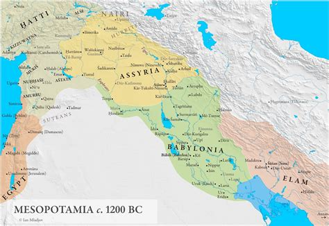 History: Mesopotamia