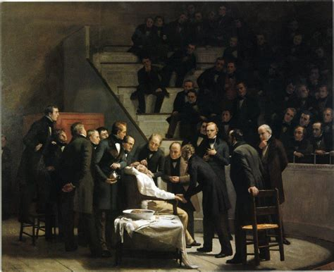 History of Anesthesia - Interactive Timeline