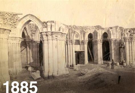 History of the temple   Sagrada Família