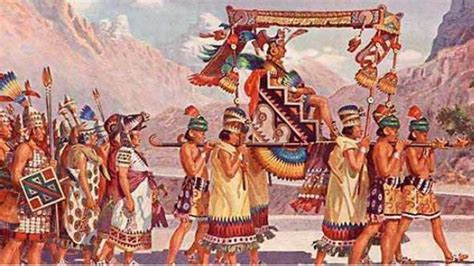HISTORY YEAR 9 - THE INCAS EMPIRE