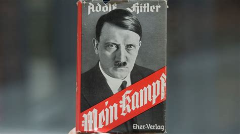 Hitler s  Mein Kampf  Surges in E Book Sales   ABC News