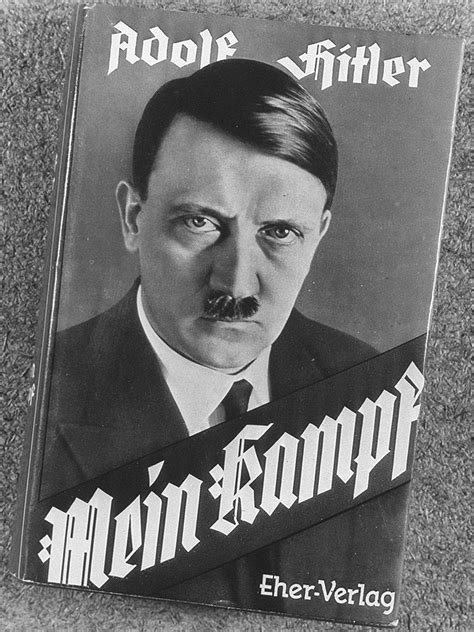 Hitler s Mein Kampf to Be Republished in Germany   Books ...