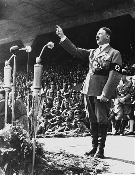 Hitler's View - Concentration Camps