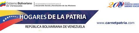 Hogares de la Patria ~ Mision Hogares de la Patria