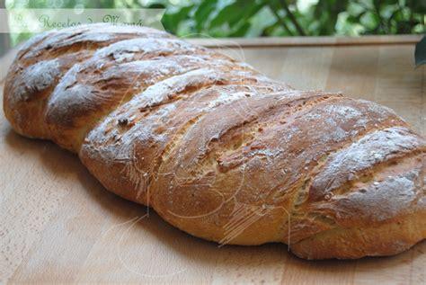 Hogaza de pan con avena y patata | Las Recetas de Mamá