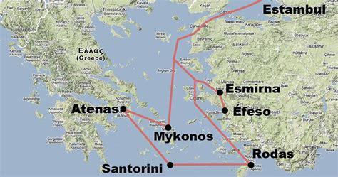 Hoja de Rutas   Blog de viajes: GRECIA y TURQUÍA  junio 2012