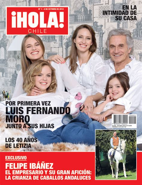 ¡HOLA! amplía su familia y da la bienvenida ¡HOLA! Chile