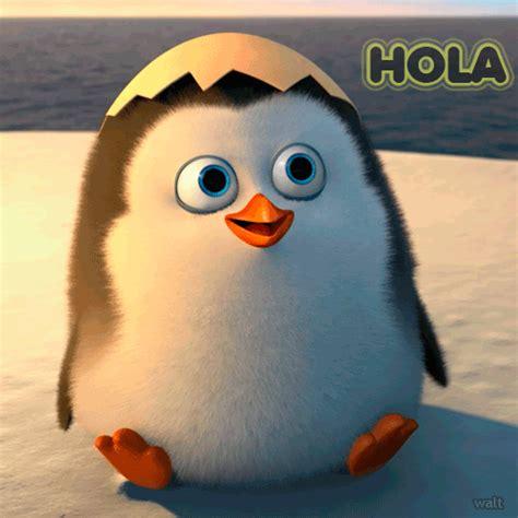 hola saludo de pajarito tierno gif divertido | Buenos Dias ...