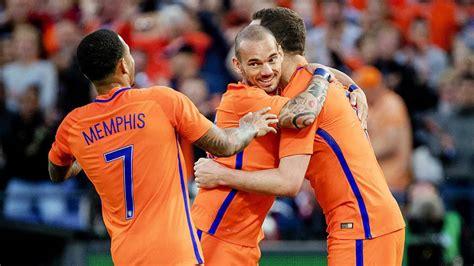 Holanda 5-0 Luxemburgo en directo online: goles, resultado ...