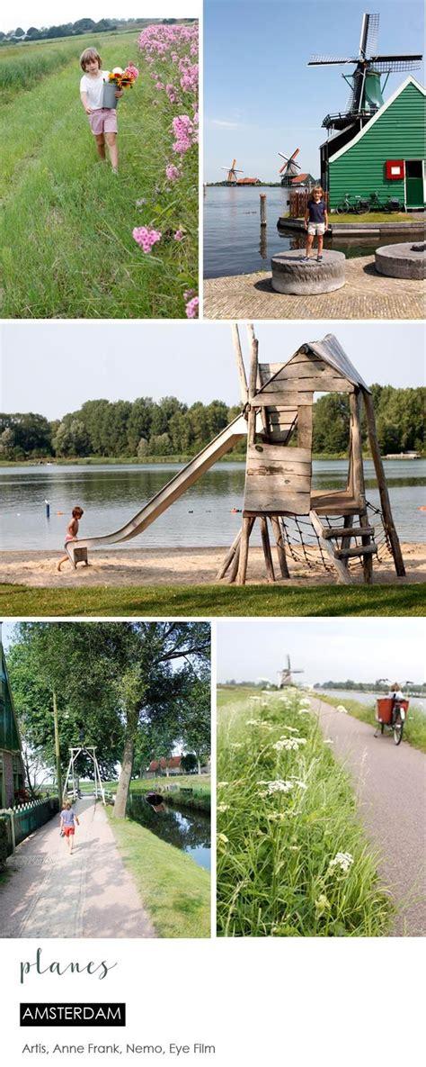 Holanda con niños | Viajar | Holanda, Viajar con niños y ...