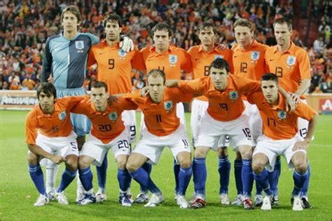 Holanda definió sus 23 para el Mundial de Futbol | Cubadebate