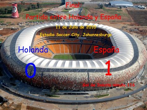 Holanda España Final Mundial 2010   Cryptorich
