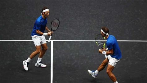 Hold your breath! Roger Federer and Rafael Nadal may ...