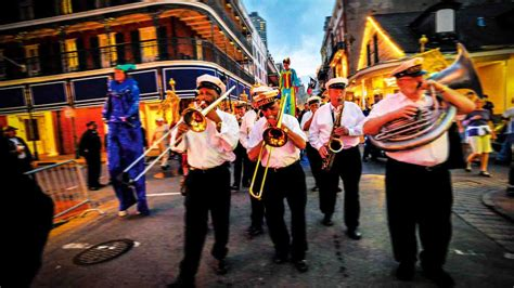 Holiday Events in New Orleans