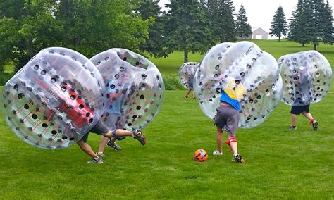 Holleyweb News Post   All news about Bubble Soccer, Zorb ...