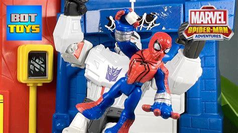 Hombre Araña en Español #4 El Heroe de Dibujos Animados ...