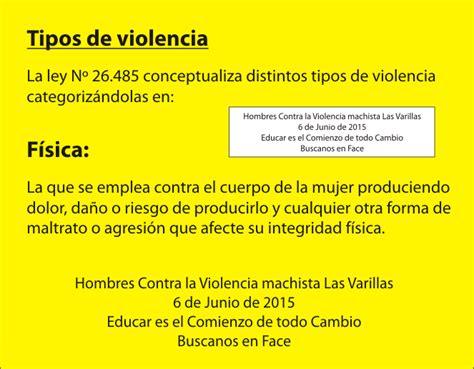 Hombres Contra la Violencia de Genero las Varillas ...