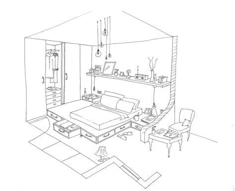 Home Design: Interior Design Coloring Pages Sketch ...