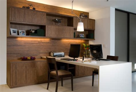 Home office no quarto planejado   Decorando Casas