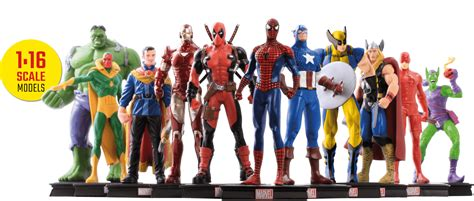 Home Page   Marvel Universe Figurine Collection