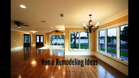 Home Remodeling Ideas   YouTube