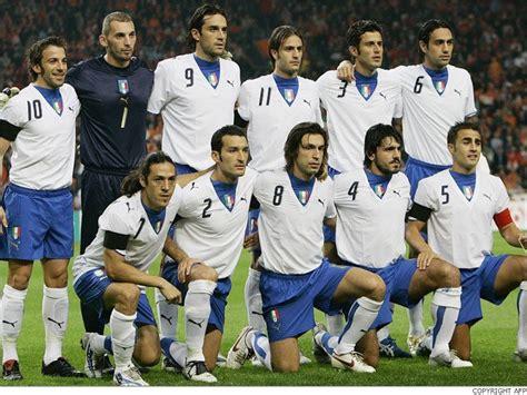 Homeland, Honor, & Candor: Squad Names of Italian National ...