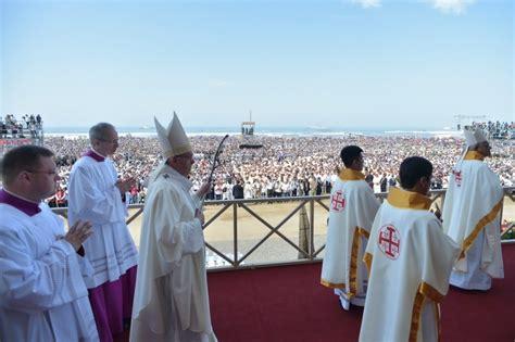 Homilía del Papa Francisco en Trujillo   Perú