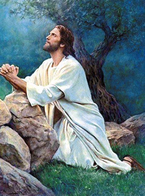 Homilia-Jesus-Orando | Semanario FIDES
