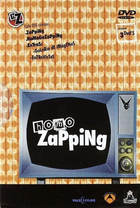 Homo Zapping   Antena 3   Ficha   Programas de televisión