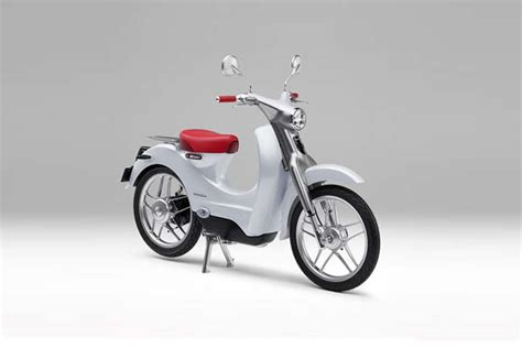 Honda battery powered scooters coming in 2019 | Priceprice.com