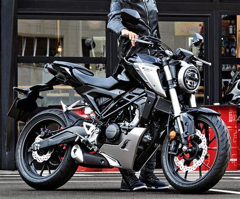 Honda CB 125 R 2018   Fiche moto   MOTOPLANETE