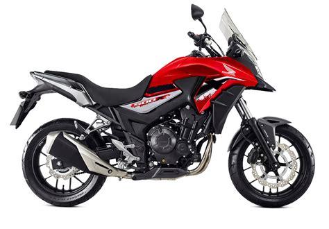Honda CB 500F, CB 500R e CBR 500X trazem novas cores e ...