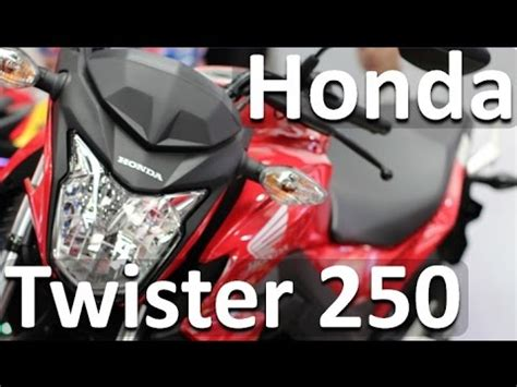 Honda CB Twister 250 2017 Ficha Técnica Precio - Nuevas ...