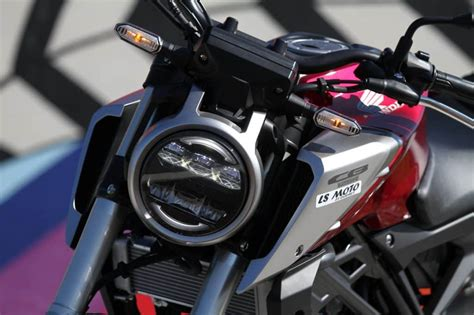 Honda CB125R 2018 : La technique   Motostation