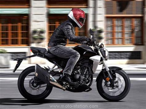 Honda CB125R 2018 : Nouveau petit roadster sympa ...