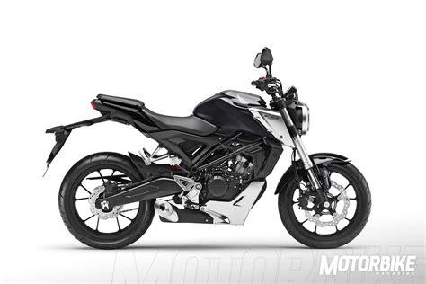 Honda CB125R 2018 - Precio, fotos, ficha técnica y motos ...