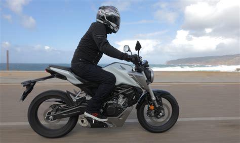 Honda CB125R  2018  | Review