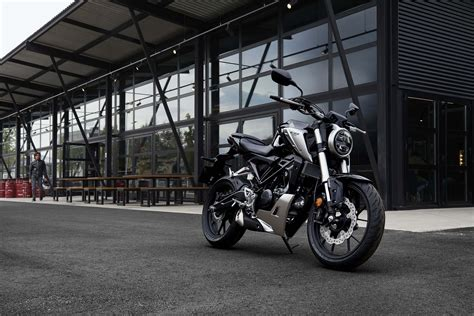 Honda CB125R 2018 – nowość na A1 w niezłym stylu ...