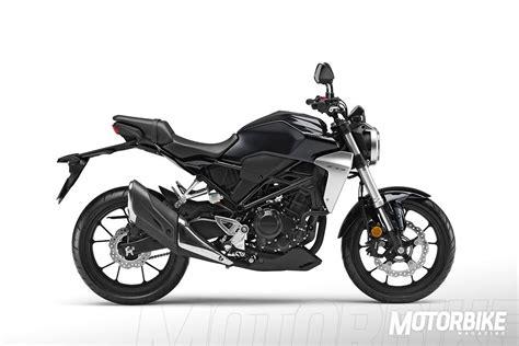 Honda CB300R 2018 - Precio, fotos, ficha técnica y motos ...