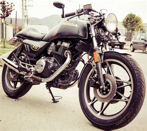 Honda CB450DX Cafe Racer $ 65000 81455