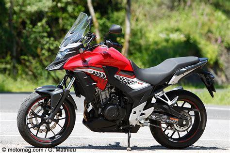 Honda CB500X : le trail routier pour permis A2   Moto ...