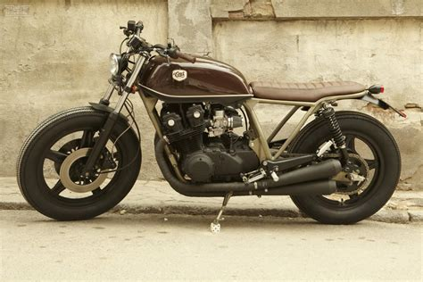 Honda CB750 'Brownie' by Cafe Racer Dreams