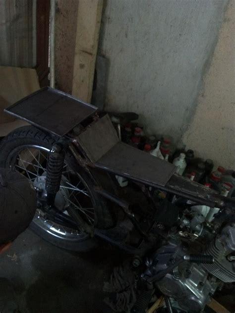 Honda CG Today 125 Custom   Hecha por mi   Taringa!